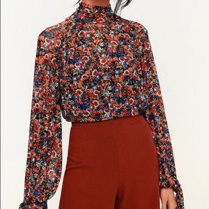 Free People All Dolled Up Top